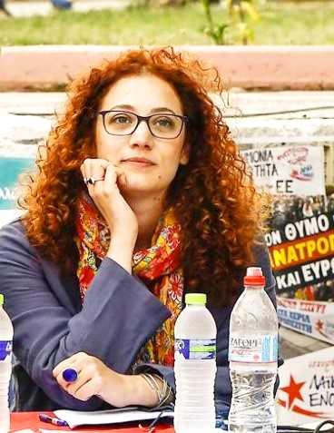 Συνέντευξη της Μαριάνας Τσίχλη, υποψήφιας Περιφερειάρχη με την Ανυπότακτη Αττική.