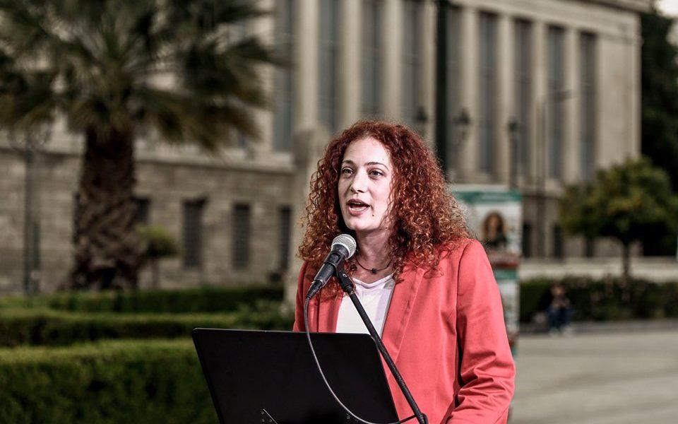 Ομιλία της Υποψήφιας Περιφερειάρχη Μαριάνας Τσίχλη,  στην κεντρική προεκλογική συγκέντρωση της Ανυπότακτης Αττικής