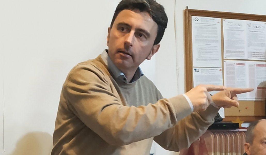 """Συνέντευξη του Κουτσιανά Παναγιώτη υποψήφιου Δημάρχου Ιλίου με το """"Ασυμβίβαστο Ίλιον"""""""