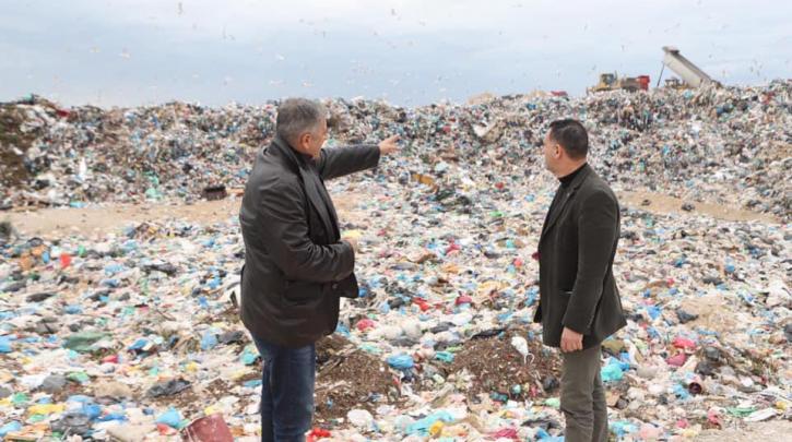 Πατούλης για τα απορρίμματα: Τοξικά σχέδια για τη ζωή και το μέλλον των κατοίκων όλης της Αττικής